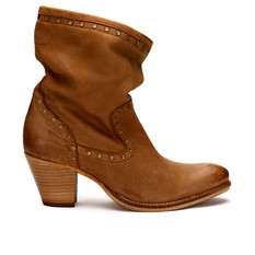 Koah Ella Boots Camel Nobuck Leather