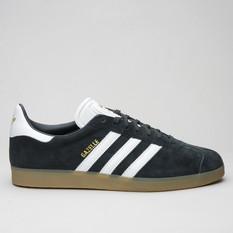 Adidas Gazelle Ntgrey/White/Goldmt