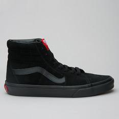 Vans Sk8-Hi (Suede) Black/Black