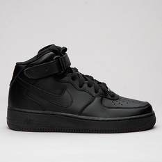 Nike Wmns Air Force 1 Mid 07 Leather Bl