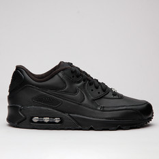 Nike Air Max 90 Leather Blk/Blk