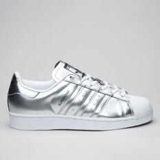 Adidas Superstar W Silvmt/Silvmt