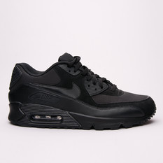 Nike Air Max 90 Essential Black-Black 537384 090