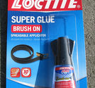 LOCTITE Superglue Brush-On