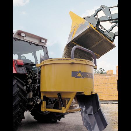 Traktorblandare Mammut TM 180