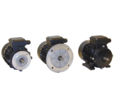 Enfasmotor 230V – 2800rpm (2-pol) Fot B3