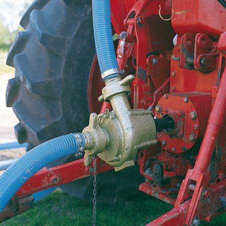 Slangpaket till traktorpump H 1000