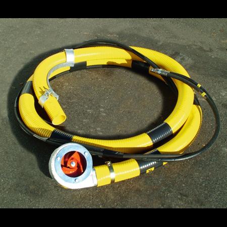 Hydrauldriven pump Cobra 90