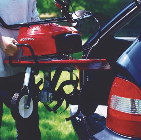 Jordfräs Honda F220
