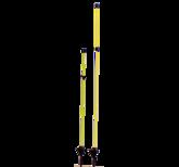Glasfiberstolpe, 140cm