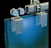 Hängrulle M290 för träram 150kg/port