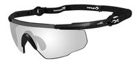 WileyX Saber Advanced Smoke/Clear/Light Rust Matte Black Frame