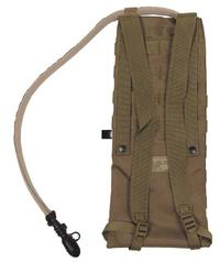 "MFH Hydration Pack, ""Molle"" 2,5L Coyote"