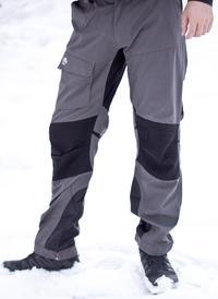 Freewear Fritidsbyxa Furuvik Stretch Grön