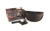 WileyX VALOR Clear/Grey/Light Rust Matte Black Frame Kit