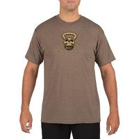 5.11 Tactical Skull Kettle Brown Heather