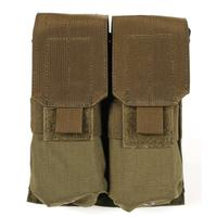 Blackhawk S.T.R.I.K.E. M4/M16 Double Mag Pouch (Holds 4) - Speed Clip OD
