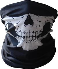 Multifunktions Head Scarf Skull