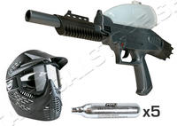 Paintball kit Brass Eagle Raptor Pump
