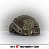 Spartan Helmet MH-Style - Multicam