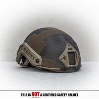 Spartan Helmet MH-Style - Navy Seal