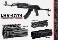 TDI Arms Handguard for AK47 Black
