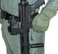 Blackhawk Mark III Weapons catch