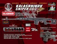 Cybergun Druganov SVD 4x26 Kikarsikte
