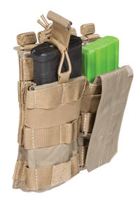 5.11 Tactical AR Bungee/Cover Double Tac Sandstone