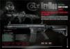 Colt M4A1 Metal AEG CQB Keymod