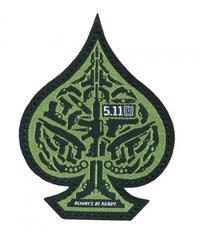 5.11 Tactical Spade Patch
