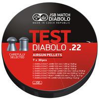 JSB Exact Test 7x30st .22