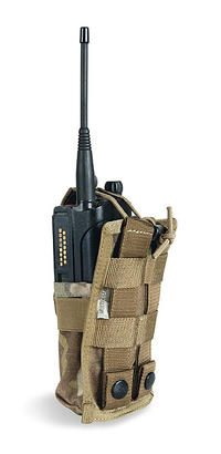Tasmanian Tiger Radio Pouch 3 Multicam