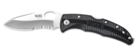 SOG SOGzilla Small - Partially Serrated