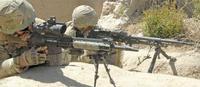 TDI Arms 5 pos Folding Foregrip Black