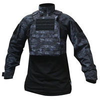OPS Easy Plate Carrier Kryptek Typhon M
