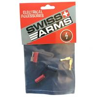 Swiss Arms Motor Connector plug - 2 sets