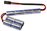 Battery NiMH 9,6V 1600mAh For King Arms SIG 556