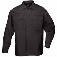 5.11 Twill TDU Shirt L/S - Black - XS