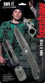 Kershaw Own It Knife Light Pack
