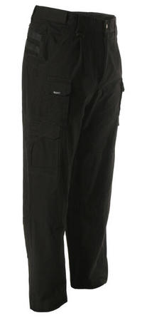 BlackHawk Warrior Wear Tactical Pants Black Waist 28 Length 36