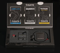 Gate Titan Drop in Mosfet Complete Set (Front Wierd)