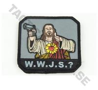 Patch Who Would Jesus Shoot?
