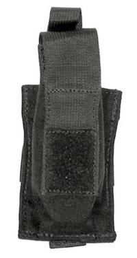 Blackhawk Strike Pistol Mag Pouch with TalonFlex Black