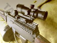 Tacamo AK47 Scope Mount