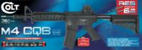 Cybergun Colt M4 CQB Short with 2 metal mags 350BB's KIT