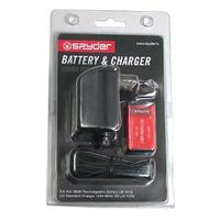 Spyder Battery And Charger Combo EU