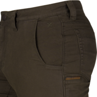 Vertx Delta Stretch byxor - Olive Green