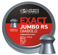 JSB Exact Jumbo RS, 5,52mm - 0,870g 500st