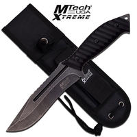 MTech Xtreme Tactical Fixed Blade